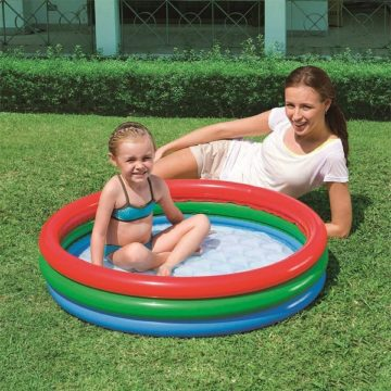 Bestway Summer Set Pool Red