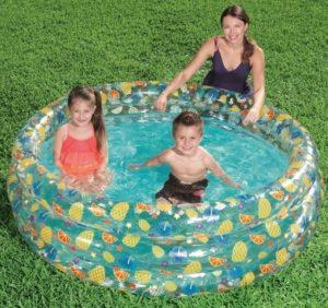 Bestway 51408 Tropical Paddling Pool