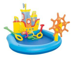Bestway Tugboat Kids Paddling Pool