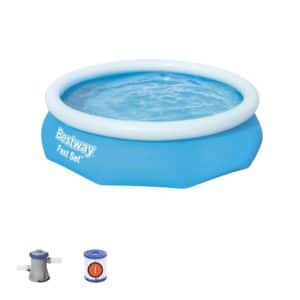 10Ft Bestway Inflatable Swimming Pool
