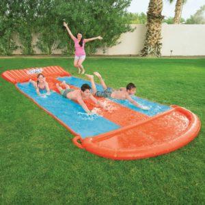 Bestway 52258 H2Ogo! Triple Water Slide