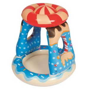 Bestway 52270 Candyville Shaded Paddling Pool
