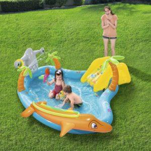 Bestway 53067 Sea Life Play Center Paddling Pool