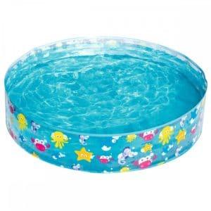 Bestway 55028 Fill N Fun Sealife Paddling Pool
