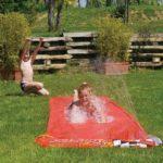 5m X 0.9m Kids Outdoors Inflatable Spray Sprinkler Water Slide