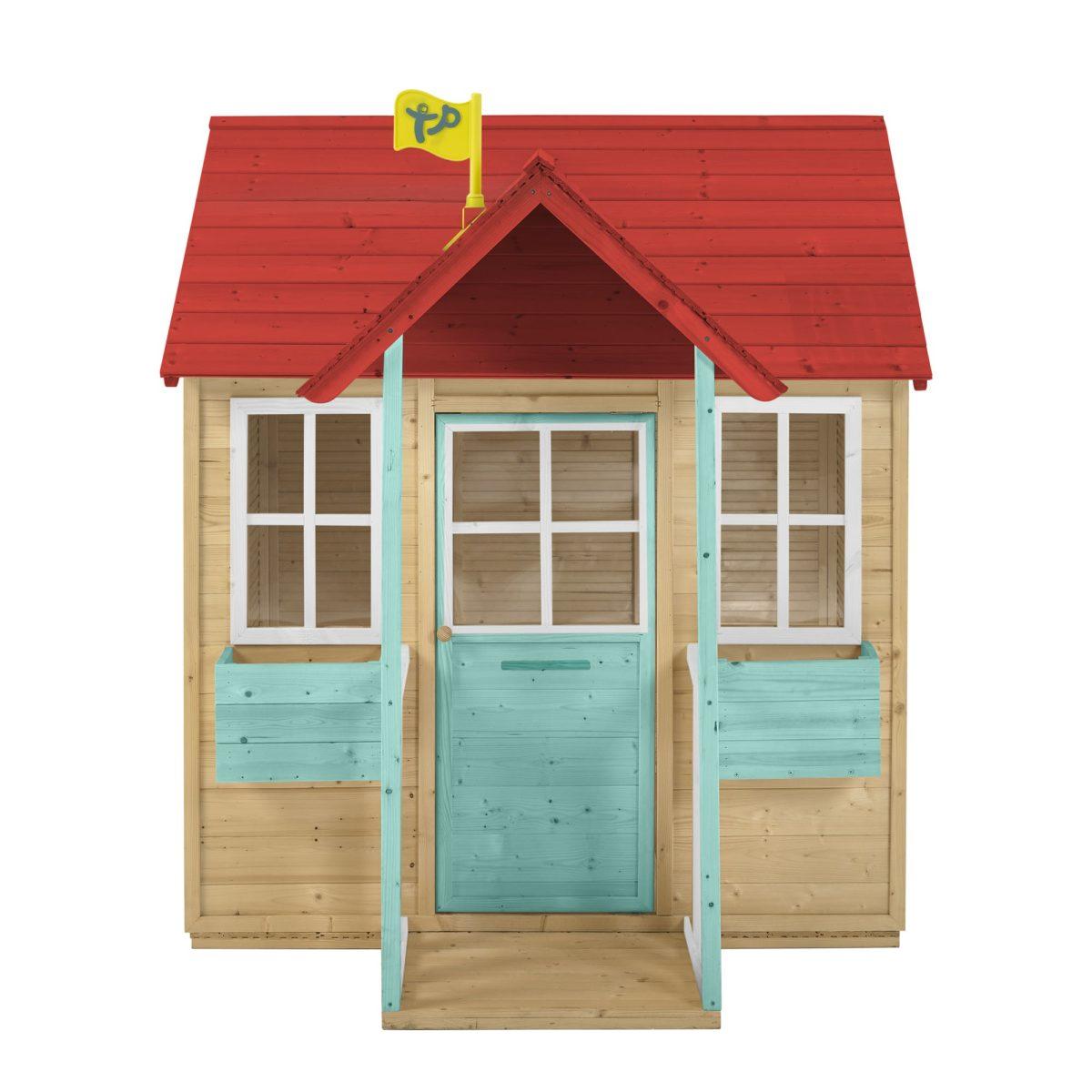 Tp Manor Wooden Playhouse-fsc?