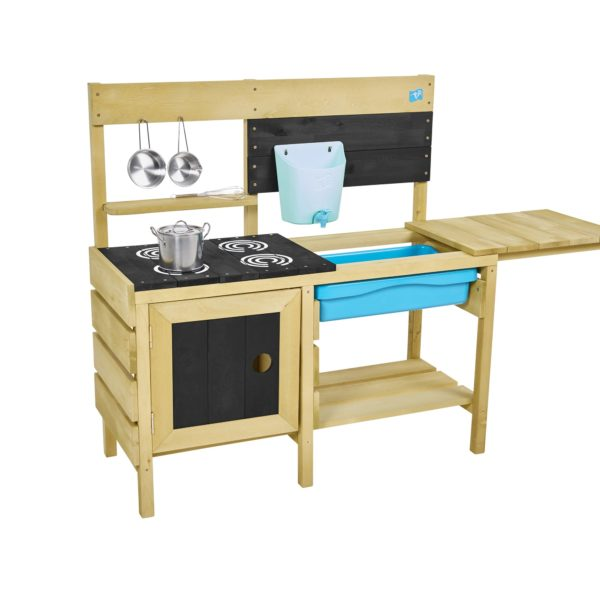 Tp Deluxe Wooden Mud Kitchen – Fsc? Certified