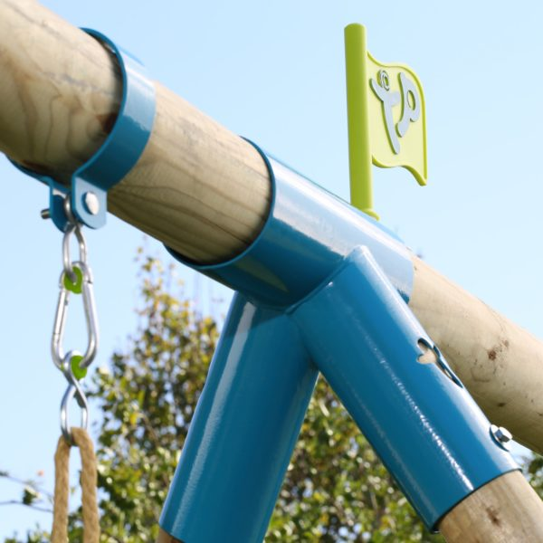 Tp Snowdonia Wooden Swing Set-fsc?