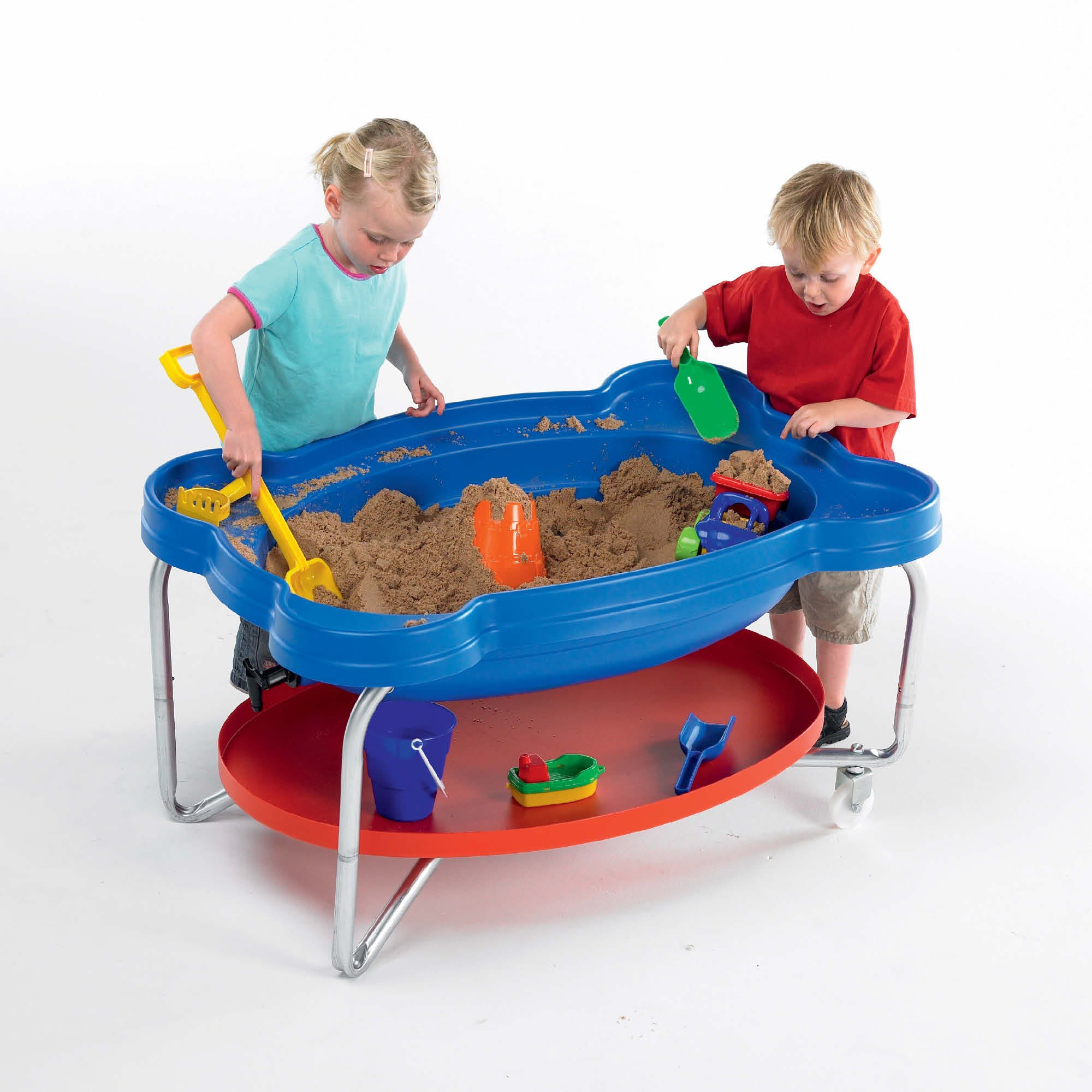 La Palma Sand And Water Table And Stand Complete