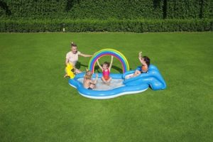Bestway Rainbow n Shine Paddling Pool