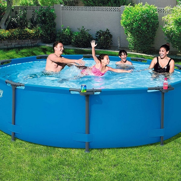 Bestway 10ft Steel Pro Frame Swimming Pool