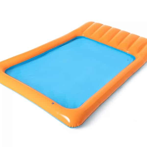 Bestway 11ft Slide In Splash Kids Paddling Pool 602l