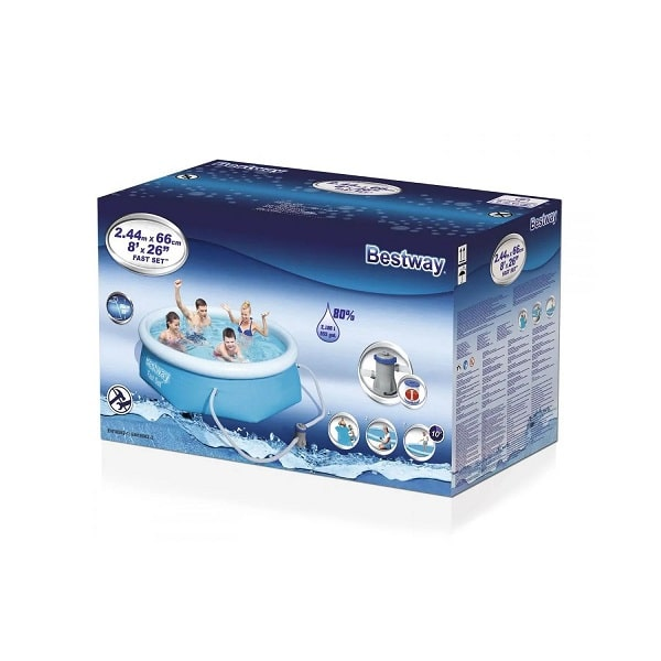 Bestway 15ft Fast Set Inflatable Pool