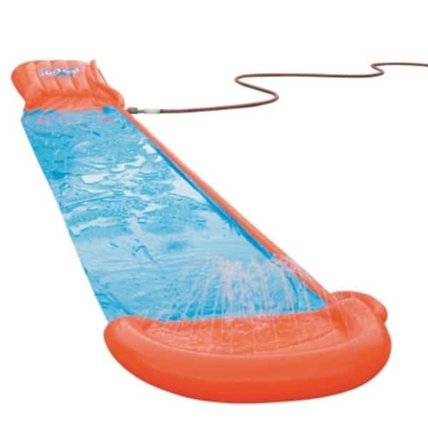 Bestway 52254 H2ogo Single Slip N Slide With Ramp