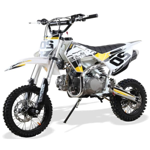 Slam Smx140 Dirt Bike 140cc Pit Bike 14/12