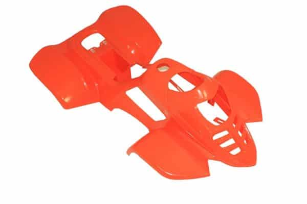 110cc Hawkmoto Thunder Cat Plastic Body Fairing  – Orange  Fjq10
