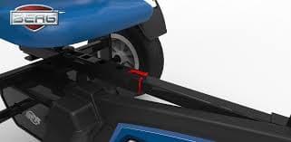 Berg Basic Blue Bfr Pedal Go Kart