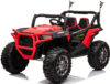 Utv Mx Pro Edition 4wd 24v* Buggy – Eva – Red