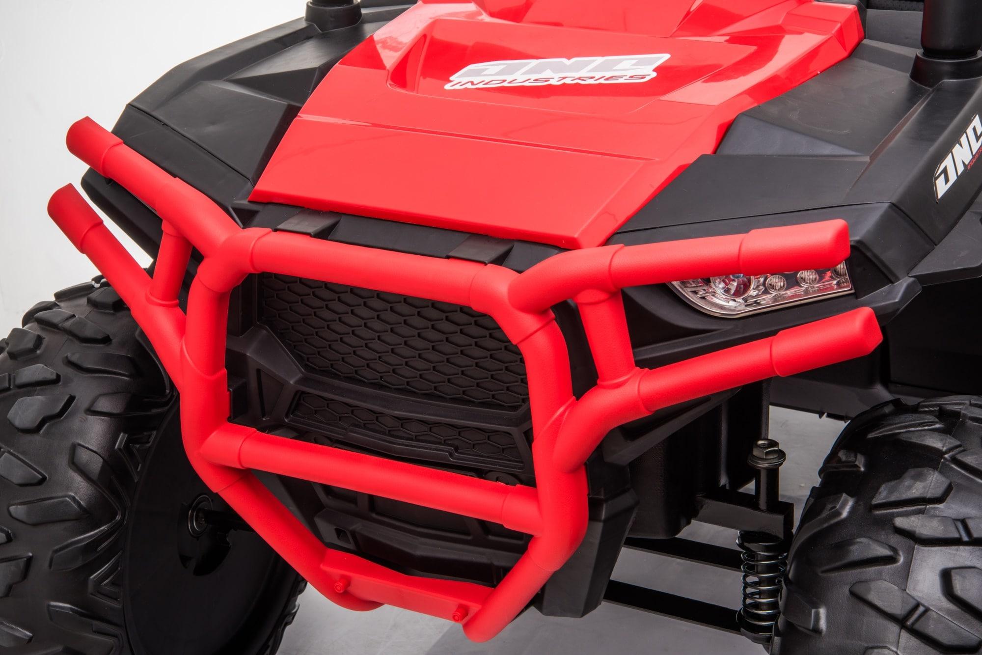 Utv Mx Pro Edition 4wd 24v* Buggy – Eva – Red