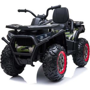 24V Kids Electric Quad Bike ATV- Camo