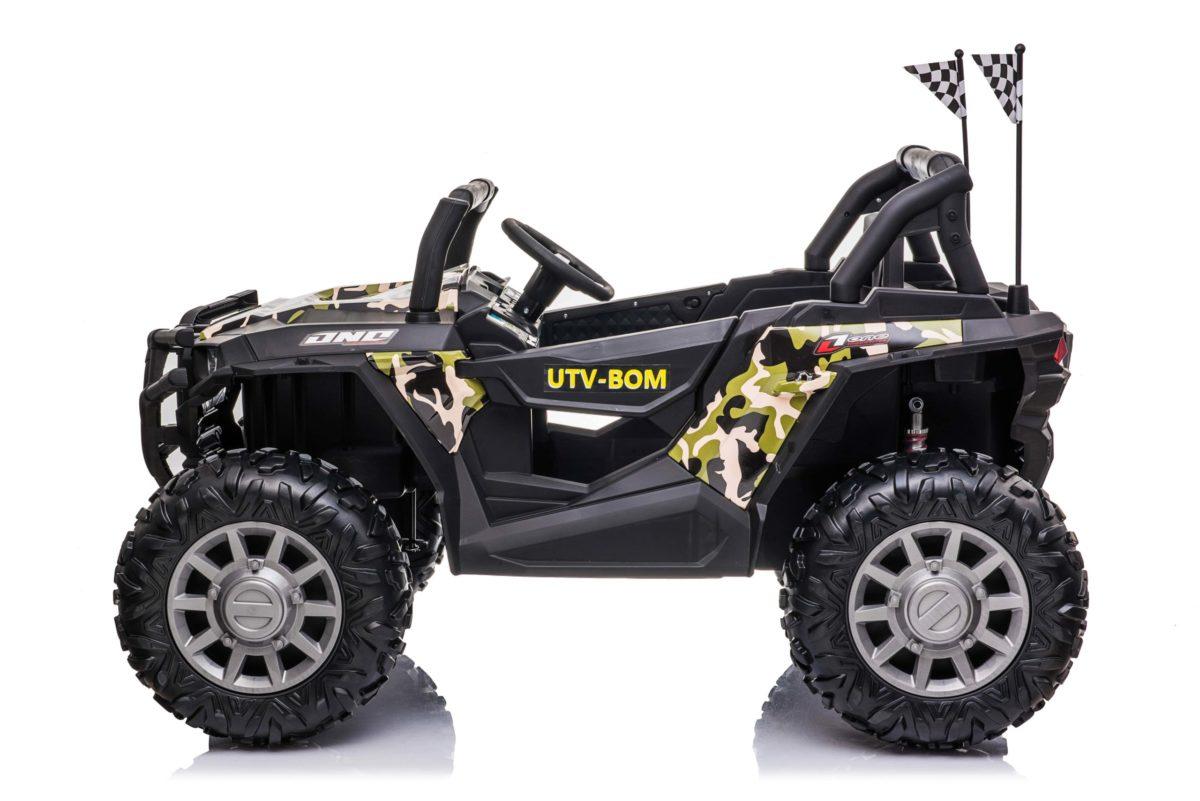 Utv Mx Pro Edition 4wd 24v* Buggy – Eva – Camo