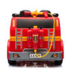 12v Kids Ride On Fire Engine With Water Cannon And Cb Tanoy