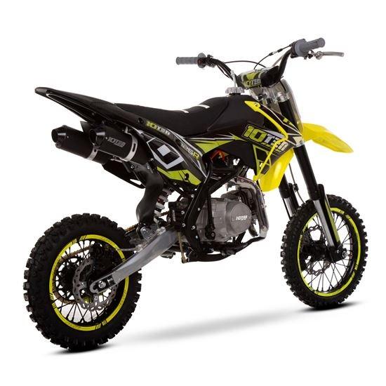 10ten 125r 125cc 14/12 82cm Kids Pit Bike