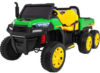 Farmtrac 6×6 Utlity Truck With Tipper Children's 24v Electric Ride On Utv