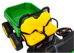 24v kids Electric tractor 6x6