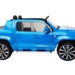 Vw Amarok Licensed 2020 Model Childrens Battery Ride On Jeep – Blue