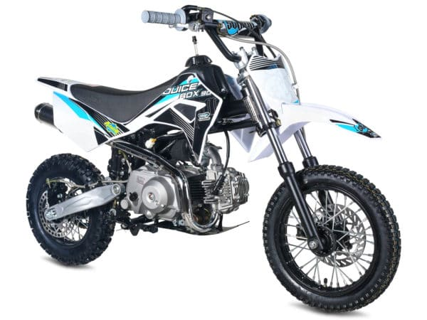 Stomp Juicebox Kids 90cc Pit Bike 12/10 Small Wheel