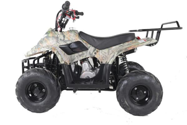 Big Foot 110cc Quad – Tree Camo
