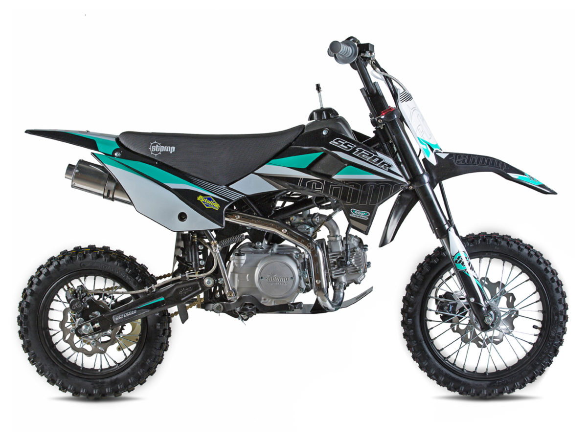 Stomp Superstomp 120r Youth 14/12 Kids Pit Bike