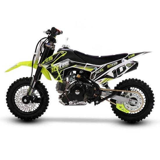10ten 50r 50cc Mx Kids Dirt Bike Mini Pit Bike
