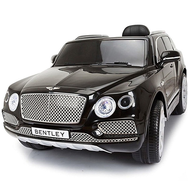 12v Licensed Bentley Bentayga Suv – Ride On Kids Car