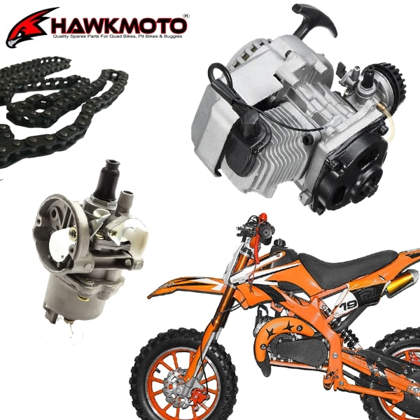 Dirt Bike Spares 2nd Tier Main Image