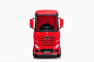 Mercedes-Benz Actros Lorry - Red