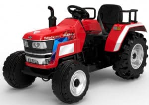 12v Ride on Tractor - Red