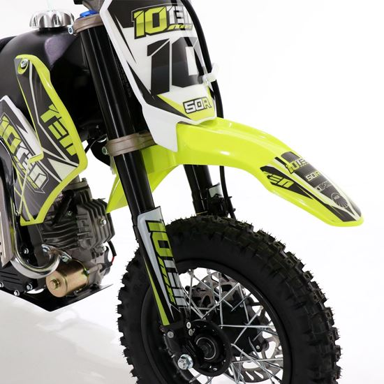 10ten 50r 50cc Mx Kids Dirt Bike Mini Pit Bike