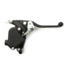Mini Midi Moto Electric Quad Bike Atv Switched Thumb Throttle Twin Brake Lever