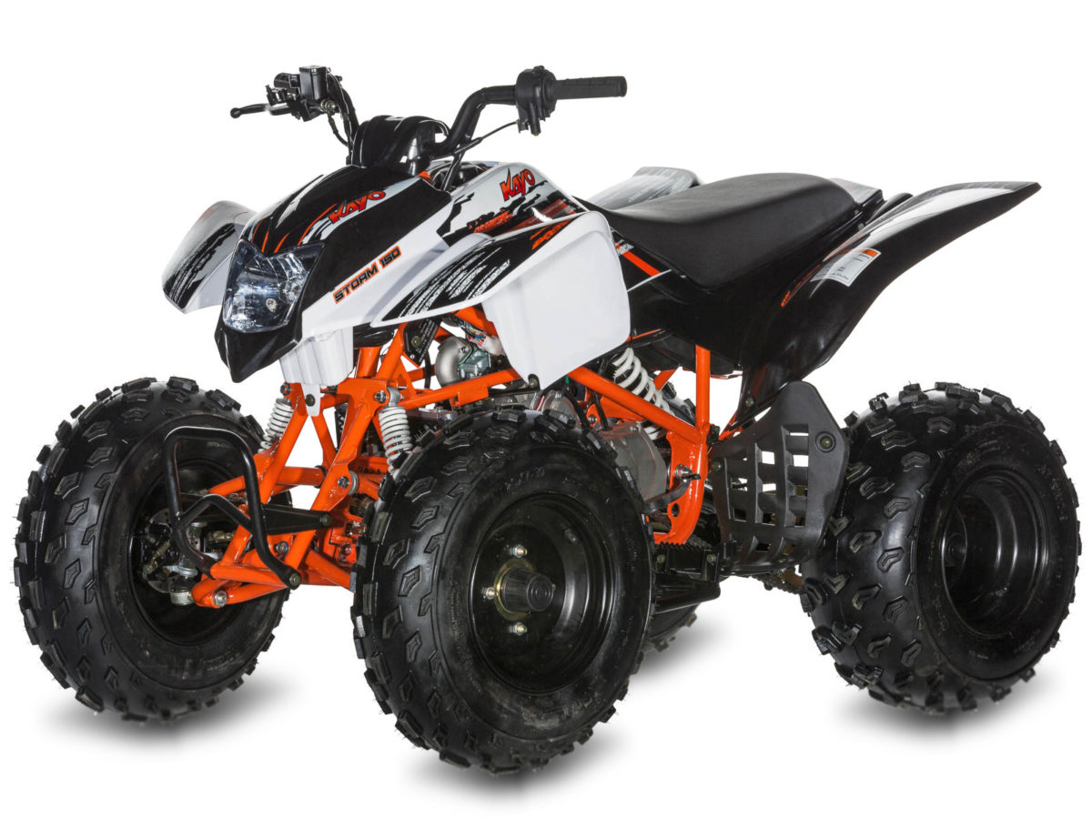 Stomp Kayo Raging Bull 150cc Kids Quad Bike