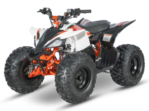 Stomp Kayo Raging Bull 110cc Kids Quad Bike