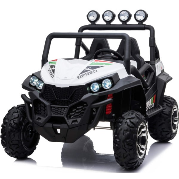 Renegade Maverick 24v* 4x4 Kids Electric Ride On Buggy New 2021 Model – White