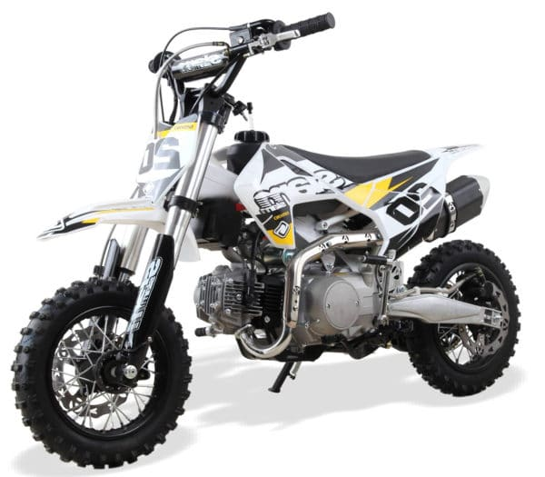 Slam Smx110 Pit Bike 110cc Kids Pit Bike Small Wheel