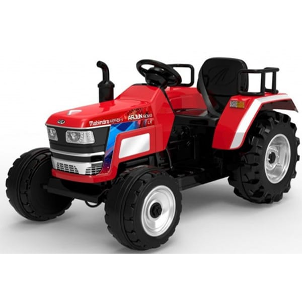 12v Kids Electric Ride On Tractor – Red