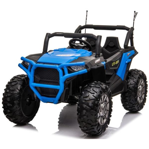 Utv Mx Pro Edition 4wd 24v Kids Electric Buggy – Blue
