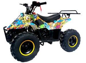 Hawkmoto Boulder 110cc