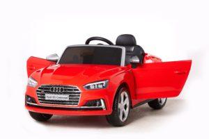 12V Licensed Audi Car S5 – Red