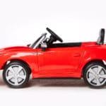 Licensed 12v Audi S5 Children's Battery Operated 12v Ride On – Red