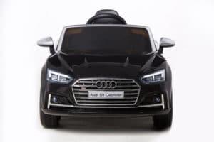12V Licensed Kids Audi S5 – Black
